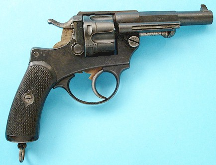 Reloading kit for French 11mm black powder 1873 cartridge - Revive