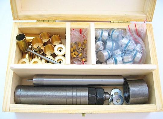 Reloading kit for 11mm black powder cartridge - Price list - French