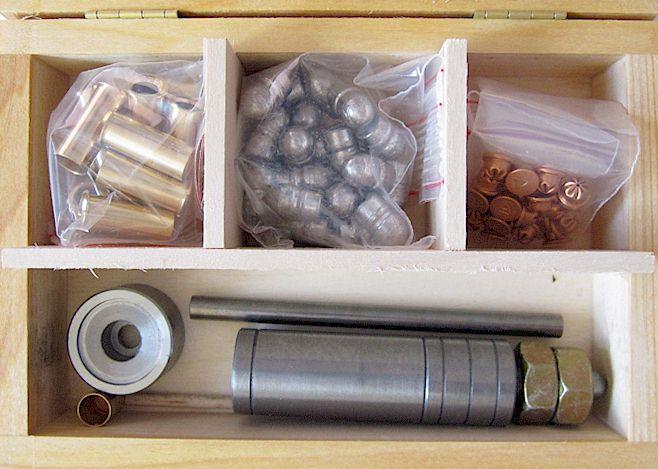 32 RF - 38 RF - 41 RF Reloading kit - Revive your antique revolver