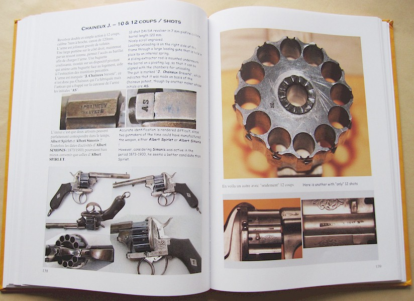 Belgian Liege gunmakers (A to C) - Volume 1