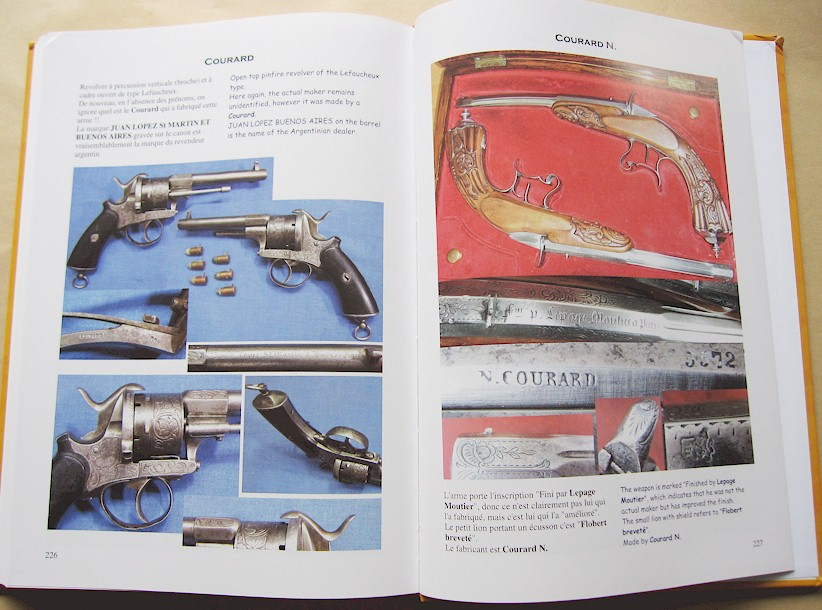 Belgian Liege gunmakers (A to C) – Volume 1 – HLebooks com