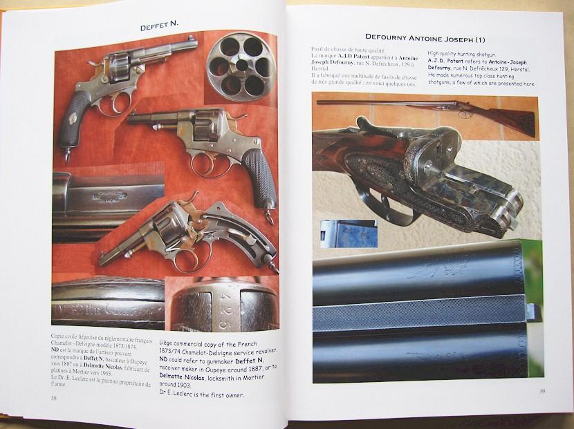Belgian Liege gunmakers (D to F) - Volume 2 - Wehrmacht