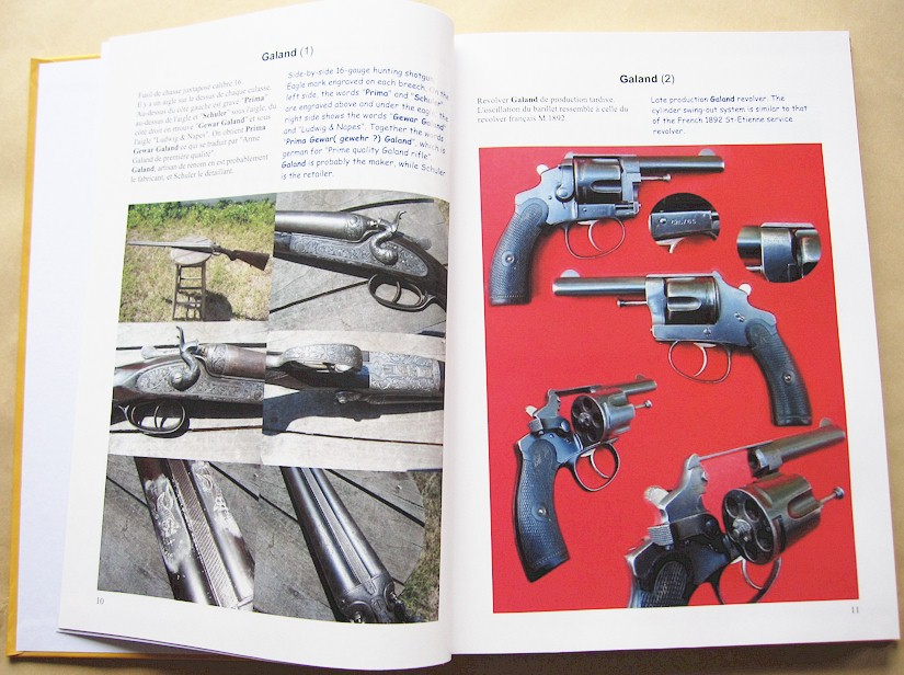 Belgian Liege gunmakers (G to K) - Volume 3