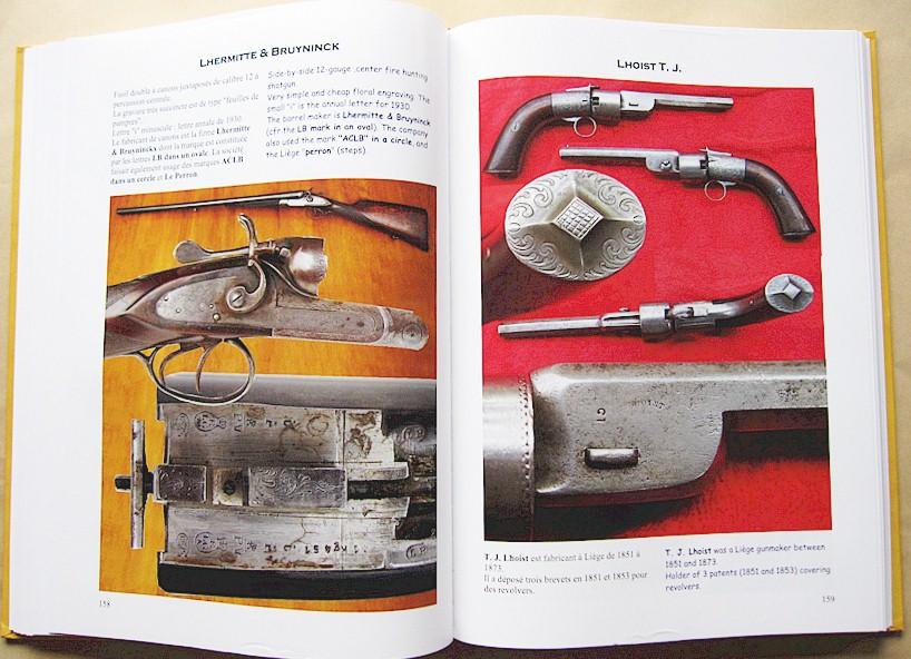 Belgian Liege gunmakers (L to M) - Volume 4
