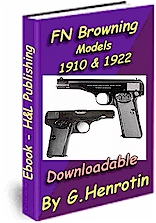 FN Browning 1910 - 1922 Ebook