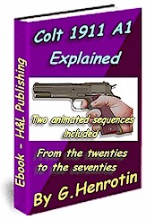 Colt 1911A1 pistol explained - ebook