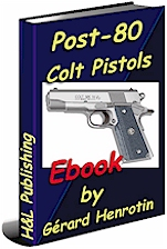 Post 80 Colt semi-auto pistols