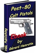 Post 80 Colt semi-auto pistols