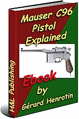 Mauser C96 pistol explained - ebook
