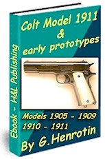Colt Model 1911 and prototypes