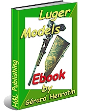 Luger pistol models - ebook