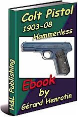 Colt pistol 1903 Hammerless