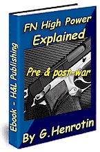 FN High Power pistol explained - ebook