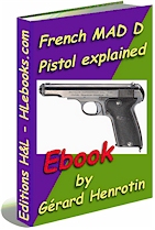 French MAB D pistol explained - Downloadable Ebook - H&L