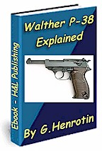 Walther P38 explained - ebook