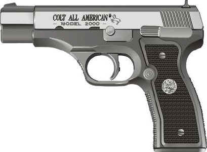 "Colt ""All American 2000"""