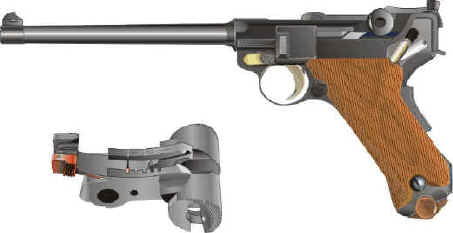 luger long