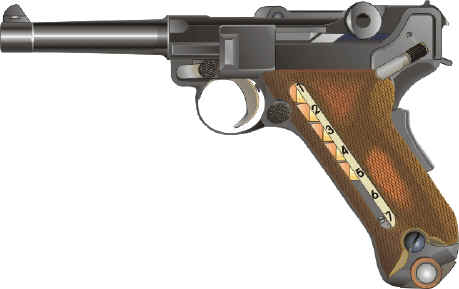 Luger 1902 cartridge counter