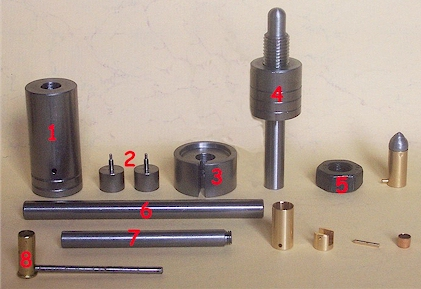 pinfire revolver cartridge reloading