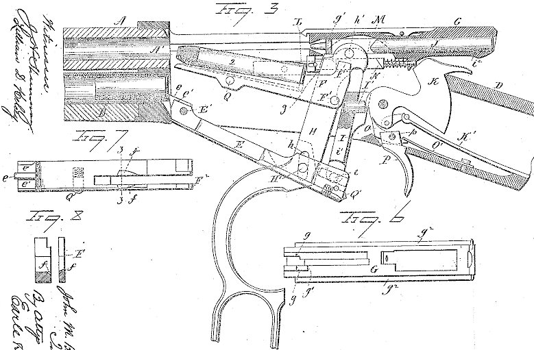 Winchester 1894 Parts Diagram Winchester Model 94 Pre 64